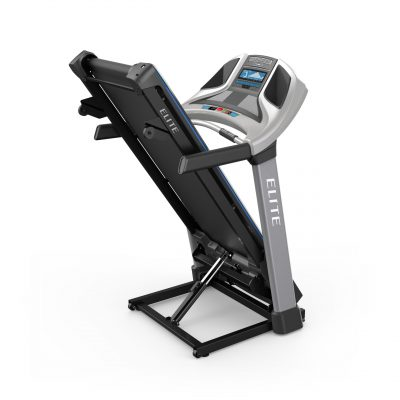 ELITE T5 Treadmill Folded
